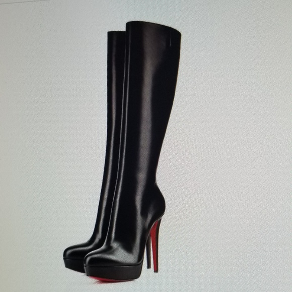 09ce15fd7c3 Christian Louboutin Bianca Botta knee-high boot